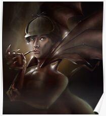 Sherlock CumberSmaug Poster