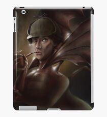 Sherlock CumberSmaug iPad Case/Skin