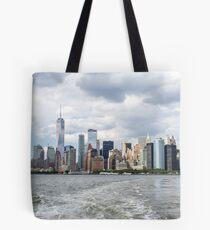 NYC Skyline 2017 Bolsa de tela