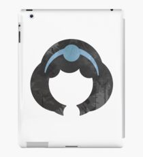 Princess Inspired Silhouette iPad Case/Skin