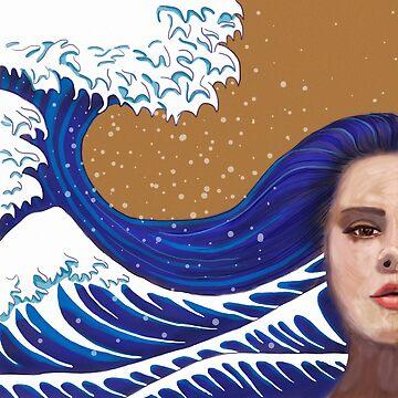 Waves by Viktoriia