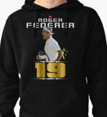 Roger Federer 19th Tshirt Pullover Hoodie