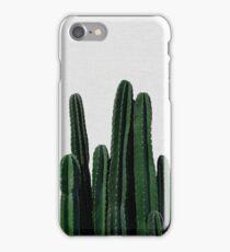 Cactus Green iPhone Case/Skin