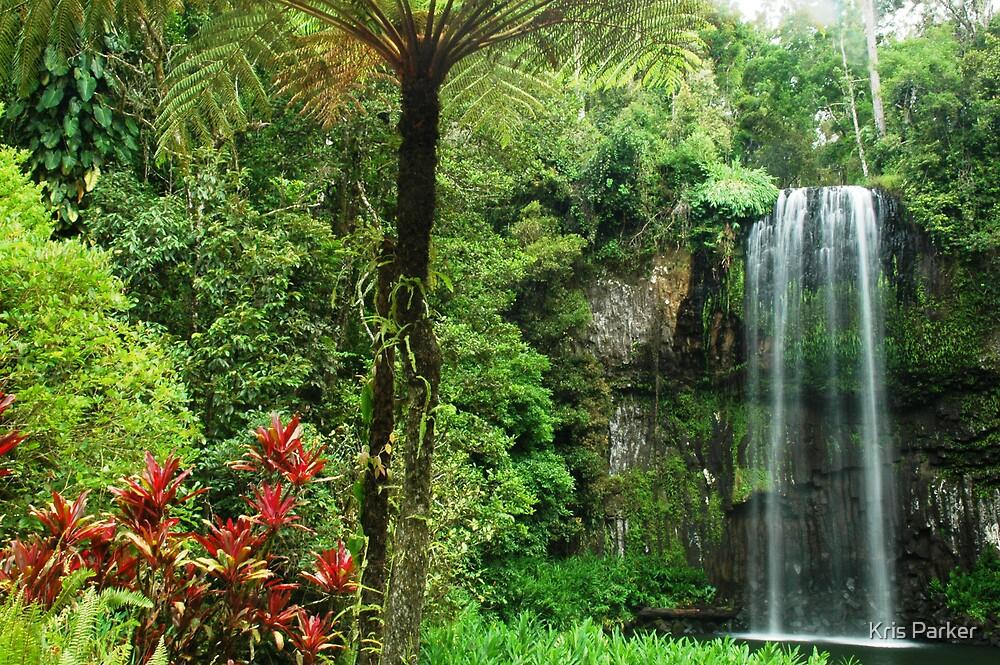 Millaa Millaa Falls by Kris Parker