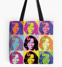 Michele Obama FLOTUS  Tote Bag