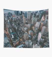 URBAN EXODUS|EMPIRE STATE BUILDING|NEW YORK|UNITED STATES MODERN|PRINTING/1Pc #27225289 Wall Tapestry