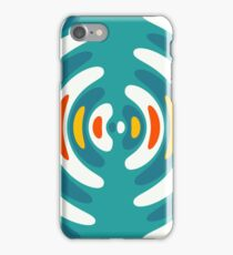 Tie Dye Water Ripple iPhone Case/Skin