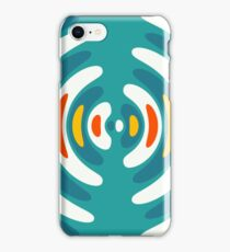 Tie Dye Water Ripple iPhone Case/Skin