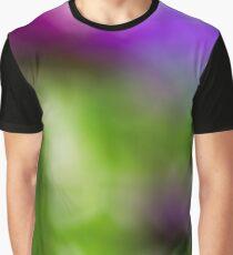 Abstract interpretation of flowers Graphic T-Shirt