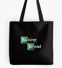 Baking bread Tote Bag