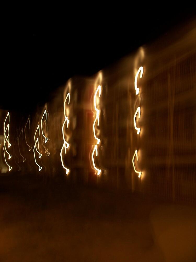 standing light bem by David owens