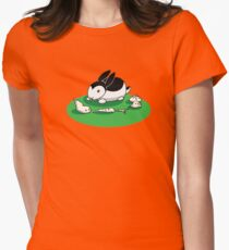 Bunnicula Womens Fitted T-Shirt
