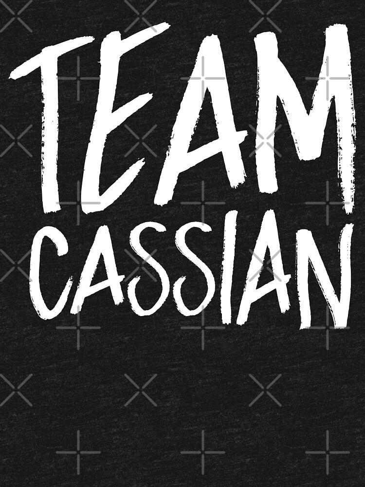 Cassian - Team Cassian - A Court of Mist and Fury - ACOTAR - ACOMAF - ACOWAR by yairalynn