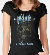 Picture Eternal Dark Women's Fitted Scoop T-Shirt