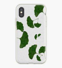 Ginkgo-Blatt I iPhone-Hülle & Cover