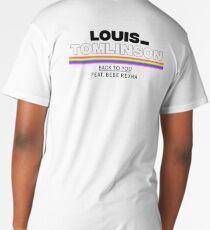 LEWIS BEBE BACK TO YOU RAINBOW TEE Long T-Shirt