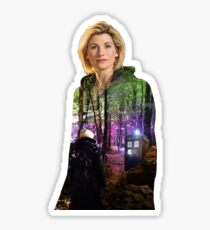 The 13th Doctor Sticker