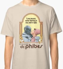 The Abominable Dr Phibes T-Shirt Classic T-Shirt