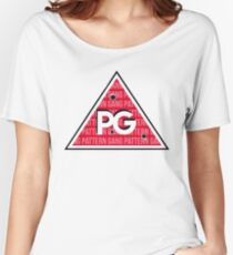 Fredo- Pattern Gang Women's Relaxed Fit T-Shirt