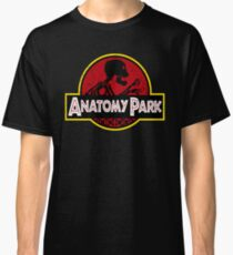 Anatomy Park Rick & Morty Classic T-Shirt
