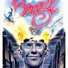 Brasilien Film T-Shirt von comastar