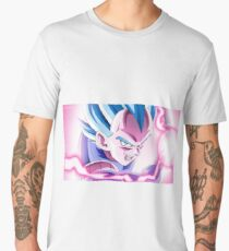Vegeta God Blue Men's Premium T-Shirt