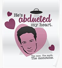 David Duchovny, why don't you love me? Poster