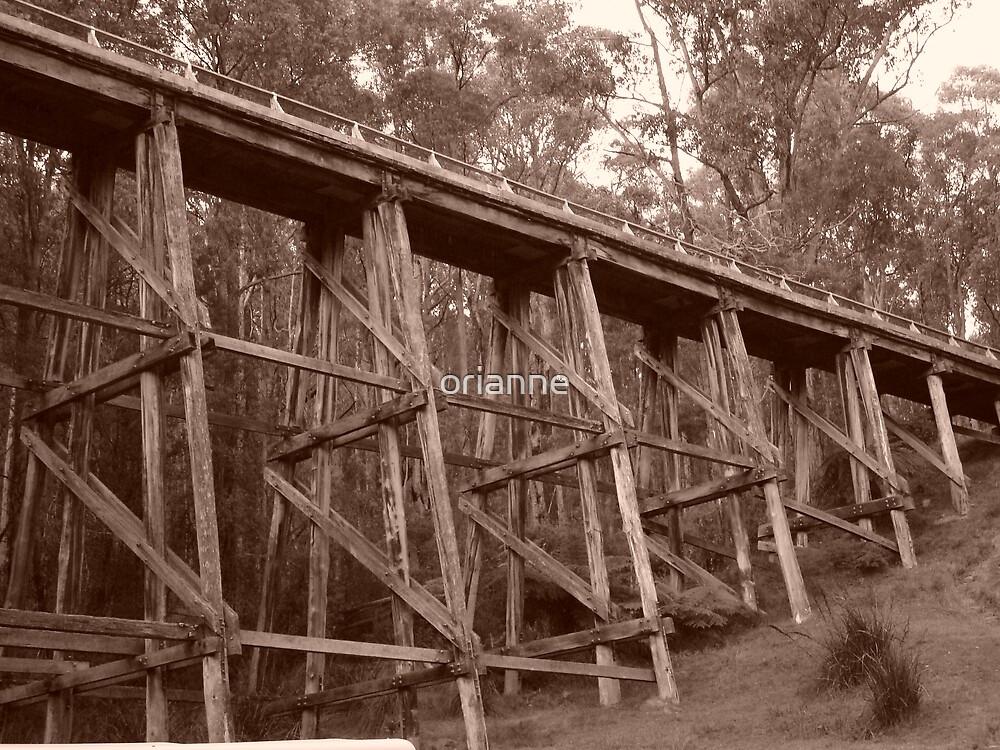 Bridge by orianne