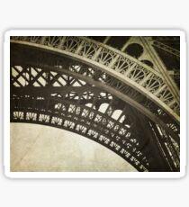 Timeless - Vintage Eiffel Tower Sticker
