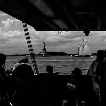 Lady Liberty, Tallships & Tourists de ShootFirstNYC