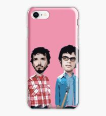 Flight of the Conchords 6 iPhone Case/Skin