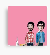 Flight of the Conchords 6 Canvas Print