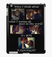 WayHaught iPad Case/Skin