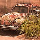 VW rusty-dusty-hot and waiting... 4 U ! by DAdeSimone