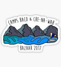 Bazaar 2017 Sticker