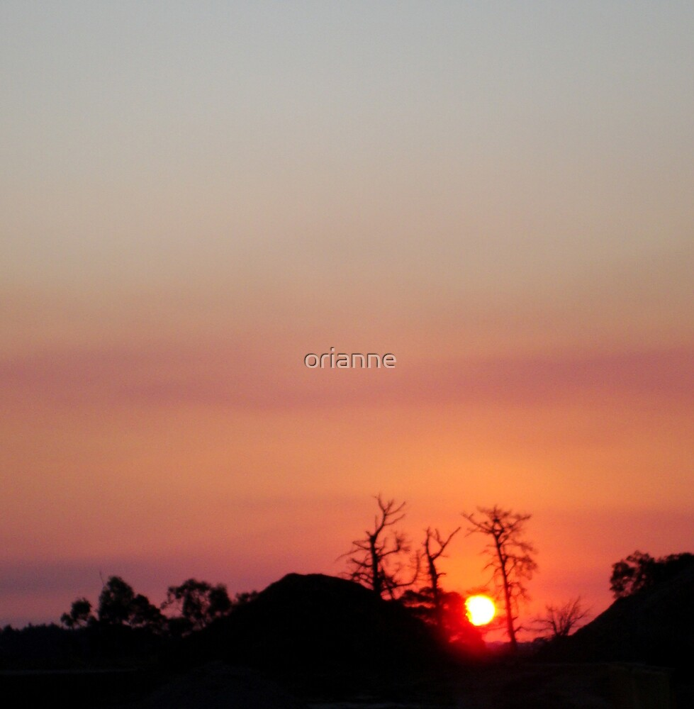 Coloured Sky by orianne