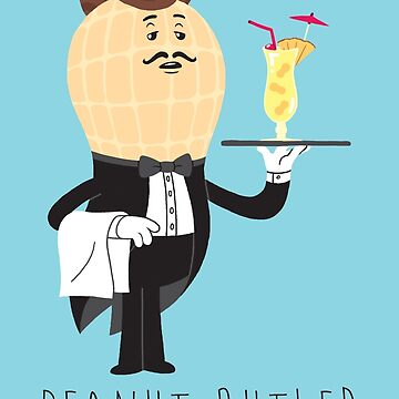 Peanut Butler - Now serving 'Peanut Colada' by BobbyBaxter
