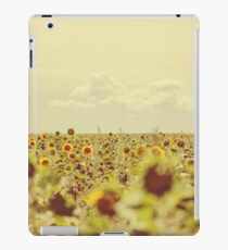 Lensbaby Sunflowers in Provence  iPad Case/Skin