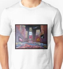 ELVIS in Times Square T-Shirt