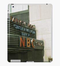 NBC iPad Case/Skin