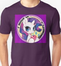 I believe in generosity  T-Shirt