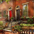 City - PA Philadelphia - Pretty Philadelphia by Michael Savad