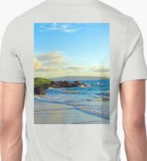 Makena Surf Beach Study 1  Unisex T-Shirt