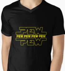 Pew Pew Pew Art Design T-Shirt