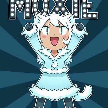 MOXIE by nomnomnamiart