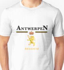 Antwerpen, Belgium Unisex T-Shirt