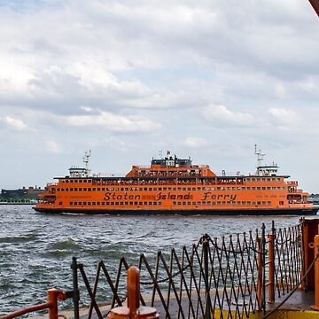 Ferry de Staten Island de ShootFirstNYC