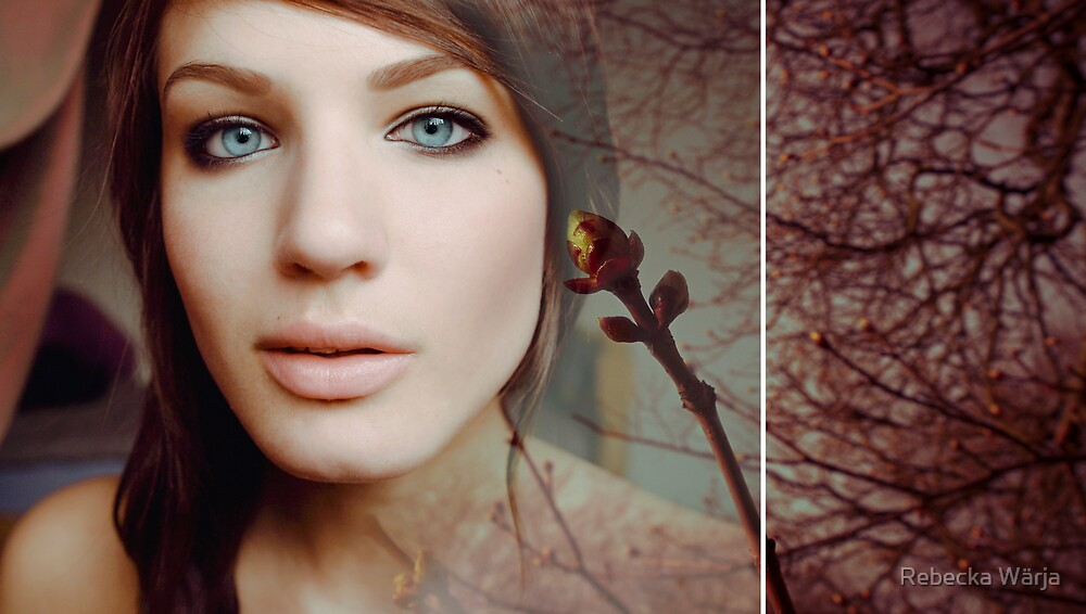 Grâce à toi à nouveau je respire by Rebecka Wärja