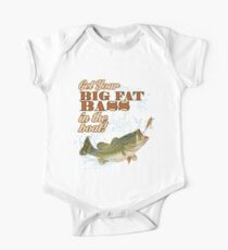 Bass Fishing Fun! Get yours today! Kids Clothes