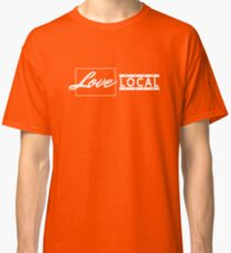 Love Local Colorado Classic T-Shirt